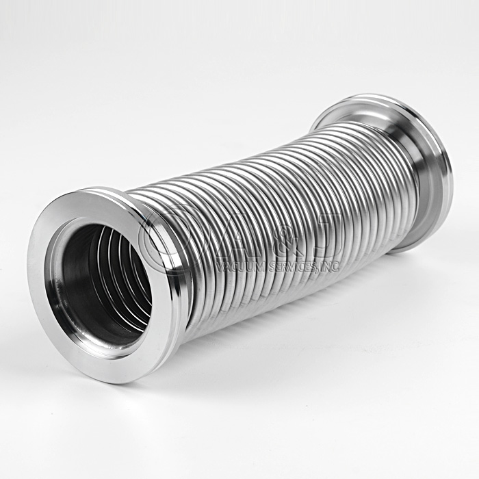 Flexible Hose Coupling ISO 100 x 250 mm Stainless Steel & Flexible Hose Couplings