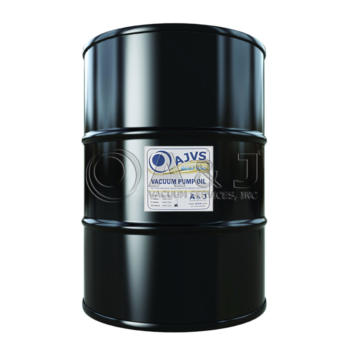 New maxvac rotary vane pump oil semi synthetic for 55 gallon motor oil prices