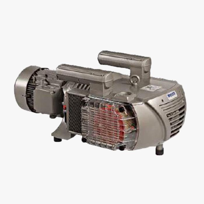 VTLF 2.250 Serial No. W/o Letter | Becker Pumps Corporation