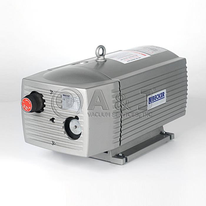 new becker vt4 25 vt 4 25 425 rotary vane vacuum pump oil free 3 4 rh ajvs com becker vacuum pump manual u420 becker vacuum pump parts list