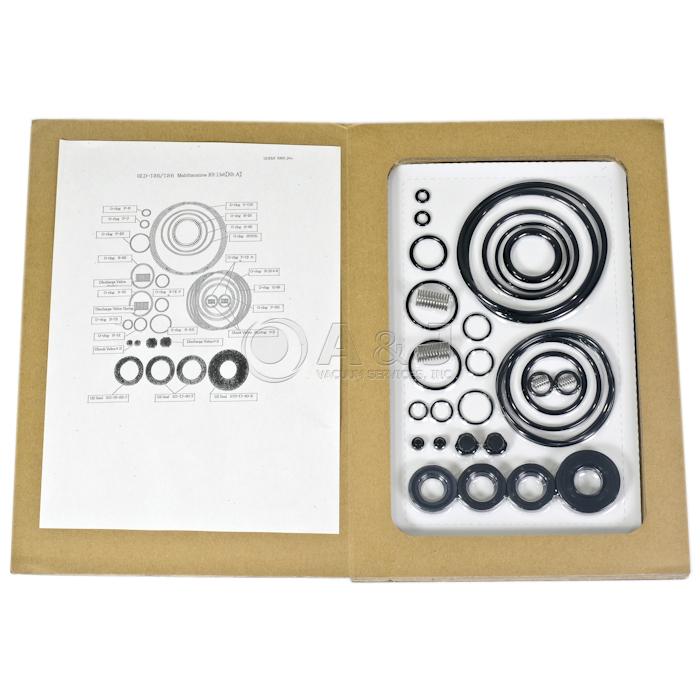 Gld Quote: Ulvac Spare Parts, Ulvac Spare Kits, Ulvac Vacuum Pump