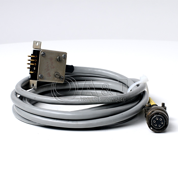 Alcatel CFV 100 Connecting Cable, to be used with Alcatel MDP 5011 Turbomolecular Pump, 062748