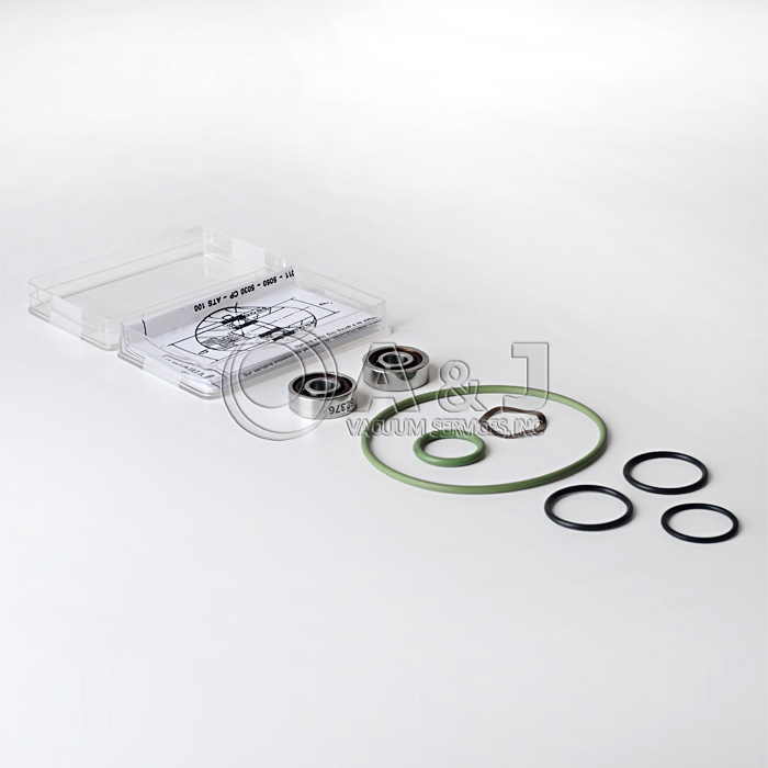 Alcatel Adixen Ceramic Bearing Replacement Kit for the MDP 5011 Turbo Pump