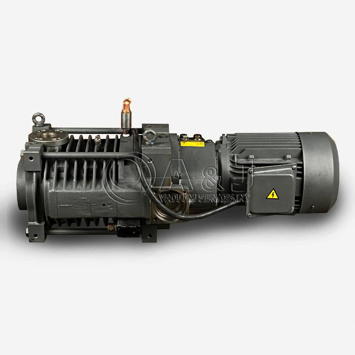 manual vacuum pump with gauge