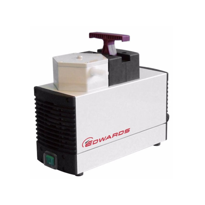 Edwards D-Lab 10-100 Dry Diaphragm Vacuum Pump 220-240V, 50Hz 1-ph