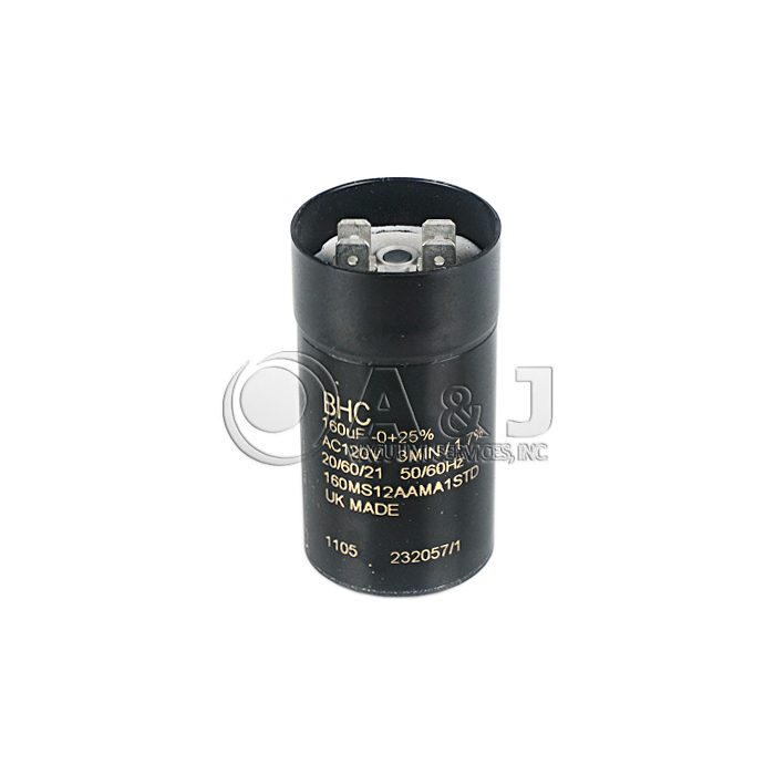 New Edwards Vacuum Motor Relay And Start Capacitor Kit For