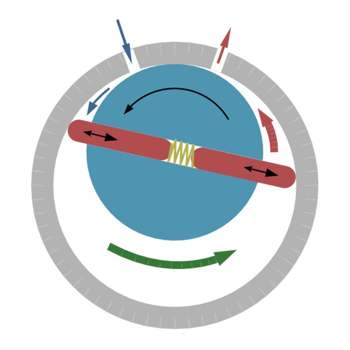 Vane Pump Diagram Stage Rotary Vane Pump