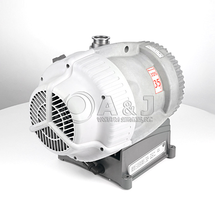 Edwards XDS35i Dry Scroll Vacuum Pump with an IEC60320 Connector, 100-120 V / 200-230 V, Single Phase, 50/60 Hz, A730-01-983