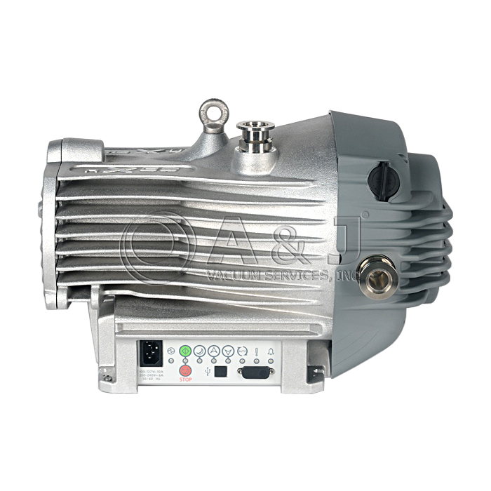 Edwards nXDS15iC Dry Scroll Vacuum Pump, Corrosive, 100 - 127 V, 200 - 240 V, Single Phase, 50/60 Hz, A737-02-983