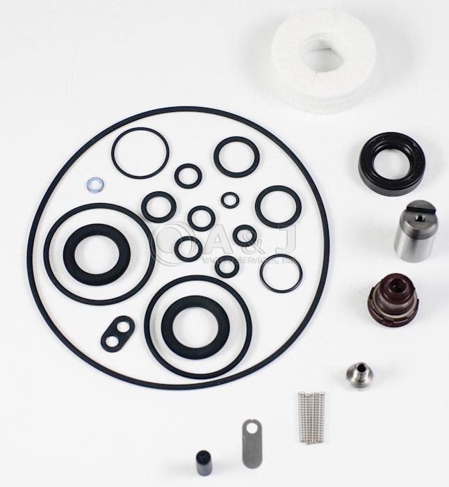 Pfeiffer Overhaul Kit Duo 1 6 And Duo 3 Vacuum Pump Overhaul Kit