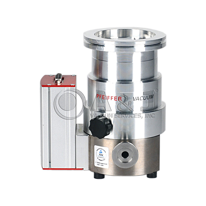 Pfeiffer Vacuum TMH 071 P (TMH-071) Turbo Pump With TC 100 Controller, ISO 63, PMP02980 / PMC01692